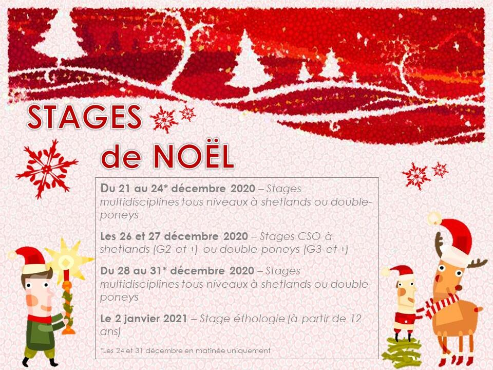 Programme Noël 2020 HDC
